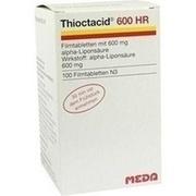 THIOCTACID 600 HR Filmtabletten