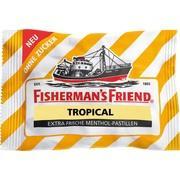 FISHERMANS FRIEND Tropical ohne Zucker Pastillen