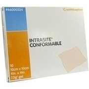 INTRASITE Conformable Gelkompr.10x10 cm