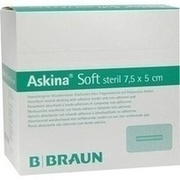 ASKINA Soft Wundverband 5x7,5 cm steril