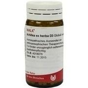 ACHILLEA EX Herba D 3 Globuli