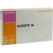 ALGISITE M Calciumalginat Wundaufl.5x5 cm ster.