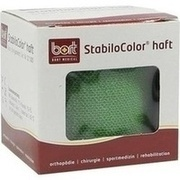 BORT StabiloColor haft Binde 6 cm grün
