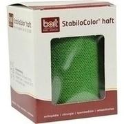 BORT StabiloColor haft Binde 8 cm grün