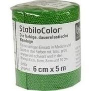 BORT StabiloColor Binde 6cm grün