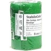 BORT StabiloColor Binde 8cm grün