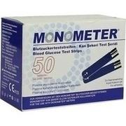 MONOMETER Blutzucker-Teststreifen P plasma-äquiva.