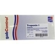 TROPONIN Schnelltestkarte Vollblut Serum Plasma