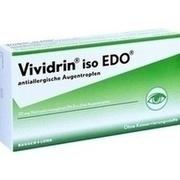 VIVIDRIN Iso EDO antiallergische Augentropfen