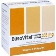 EUSOVITAL forte 403 mg Weichkapseln