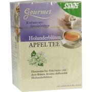 HOLUNDERBLÜTEN Apfel Tee Salus Filterbeutel