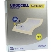 URGOCELL Adhesive Contact Verband 10x10 cm