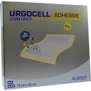 URGOCELL Adhesive Contact Verband 15x20 cm