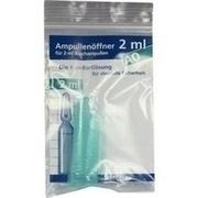 AMPULLENÖFFNER f.2 ml Brechampullen