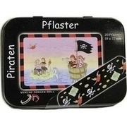 KINDERPFLASTER Piraten Dose