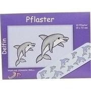 KINDERPFLASTER Delfin Briefchen