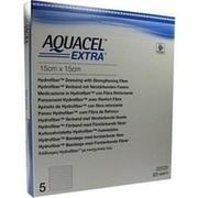 AQUACEL Extra 15x15 cm Verband