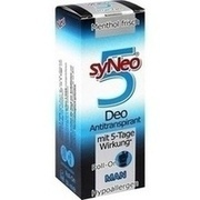 SYNEO 5 Man Deo Antitranspirant Roll-on