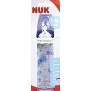 NUK First Choice+ PA Flasche Trinksaug.Sil.Gr.2 M