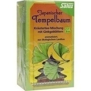 JAPANISCHER Tempelbaum Tee Salus Filterbeutel