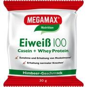 EIWEISS 100 Himbeer Megamax Pulver