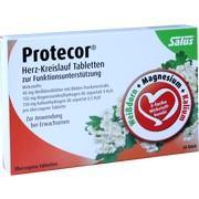 PROTECOR Herz-Kreislauf Tabl.z.Funktionsunt.Salus
