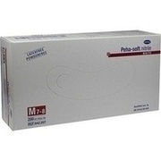 PEHA-SOFT nitrile white Unt.Hands.unsteril pf M
