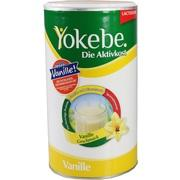 YOKEBE lactosefrei Vanille Pulver