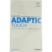 ADAPTIC Touch 5x7,6 cm non-adhe.Sil.Wundauflage