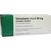 VENOSTASIN retard 50 mg Hartkapsel retardiert