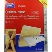 OSMO MED AG Wundauflage steril 10x12 cm