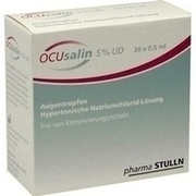 OCUSALIN 5% UD Augentropfen