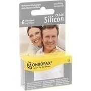 OHROPAX Silicon Clear