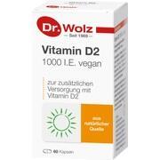 VITAMIN D2 1000 I.E. vegan Kapseln