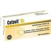 CEFAVIT D3 Filmtabletten
