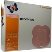 ALLEVYN Life 15,4x15,4 cm Silikonschaumverband