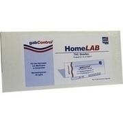 GABCONTROL HomeLAB THC Teststreifen