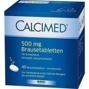 CALCIMED 500 mg Brausetabletten