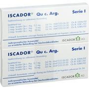 ISCADOR Qu c.Arg Serie I Injektionslösung