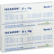 ISCADOR U c.Hg Serie I Injektionslösung