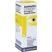 AZELASTIN-COMOD 0,5 mg/ml Augentropfen