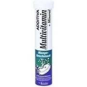 ADDITIVA Multivit.+Mineral Mango R Brausetabletten