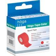 HÖGA-TAPE Color 3,75 cmx10 m rot