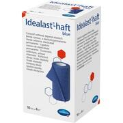 IDEALAST-haft color Binde 10 cmx4 m blau