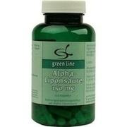ALPHA LIPONSÄURE 150 mg Kapseln