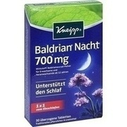 KNEIPP Baldrian Nacht überzogene Tabletten