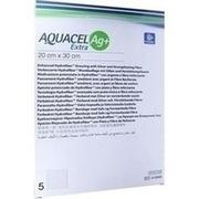 AQUACEL Ag+ Extra 20x30 cm Kompressen