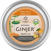 INGWER GINJER Pastillen Bio