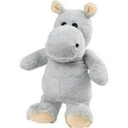 WARMIES Beddy Bear Nilpferd II