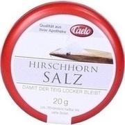 HIRSCHHORNSALZ Caelo HV-Packung Blechdose